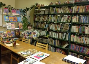 Сухоноговская сельская библиотека-филиал № 22