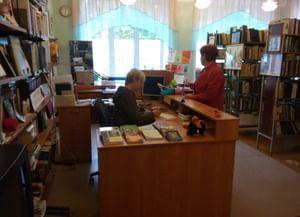 Минская сельская библиотека-филиал № 12
