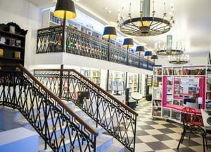 Библиотека Гоголя