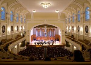 Концертный зал имени Н.Я. Мясковского Московской государственной консерватории имени П.И. Чайковского