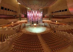 Светлановский (Большой) зал Московского международного Дома музыки