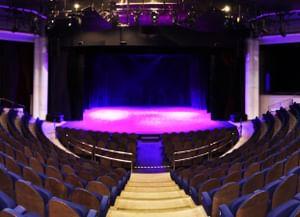 Театральный зал Московского международного Дома музыки
