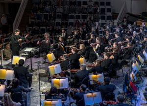 Государственный академический симфонический оркестр России имени Е. Ф. Светланова