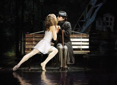 Балет «Любовь в Париже»