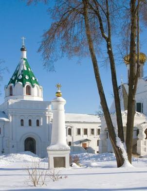 Государыня Кострома. Культурный гид по городу
