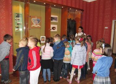 Экспозиция «История Бобрик-горы и усадьбы Бобрики»