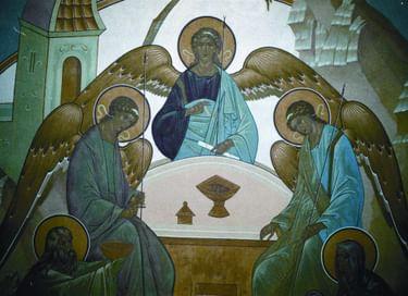 Тематическая экскурсия «Церковь Живоначальной Троицы в Остафьеве»