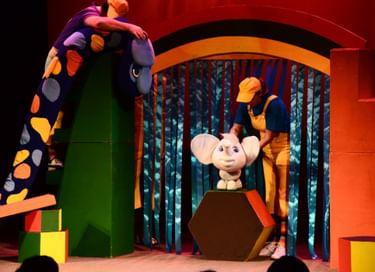 Спектакль «Слонёнок»