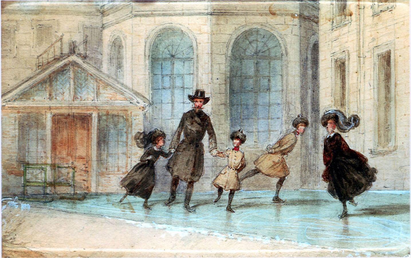 Зимние праздники в Доме Романовых
