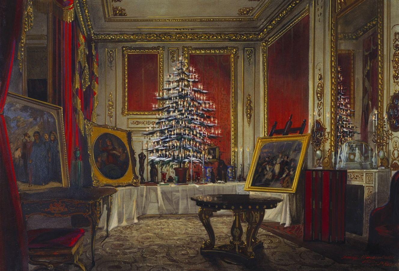 Зимние праздники в Доме Романовых_4