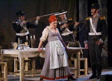 Спектакль «Корсиканка»