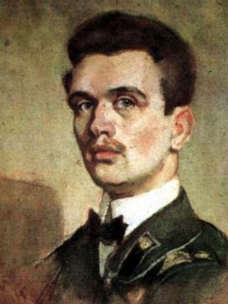 Константин Мельников