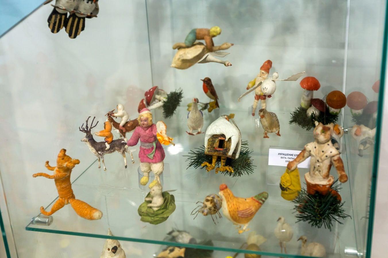 История елочной игрушки в России