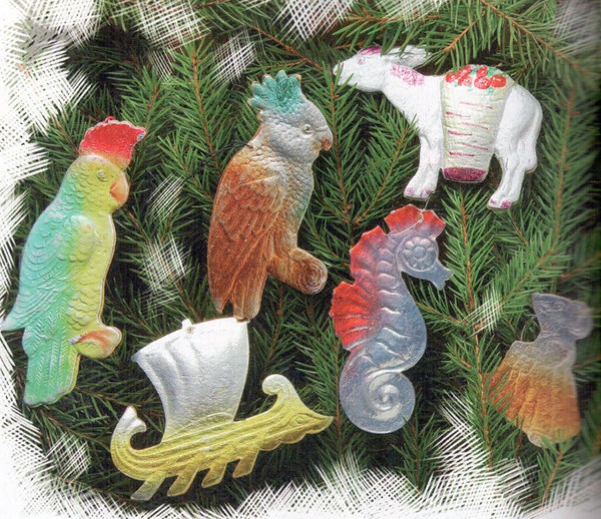 История елочной игрушки в России_1