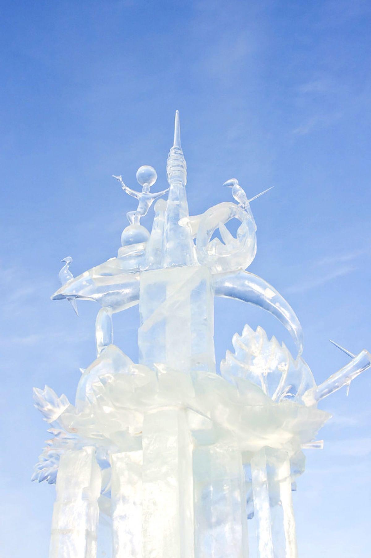 Ледяной дом императрицы Анны Иоанновны