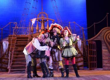 Спектакль «Пиратский праздник – Новый год!»