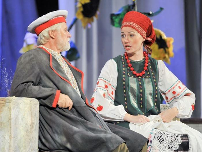 Спектакль «Шельменко-денщик»