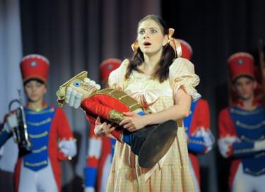 Спектакль «Щелкунчик»