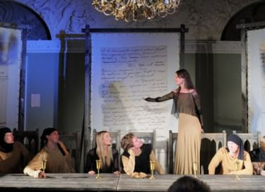 Спектакль «Дон Гуан и другие»