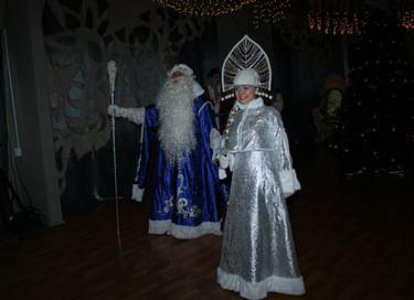 Спектакль «В гостях у Деда Мороза»