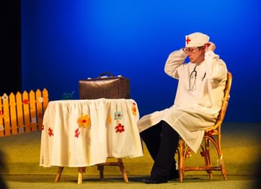Спектакль «Доктор Айболит»