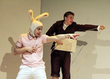 Спектакль «Удивительное путешествие кролика Эдварда»