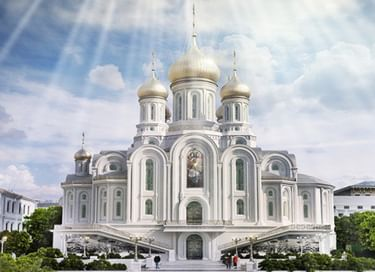 Концерт хора Сретенского монастыря