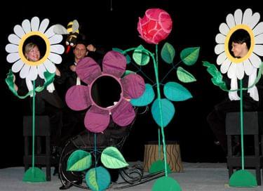 Спектакль «Флора за жизнь»