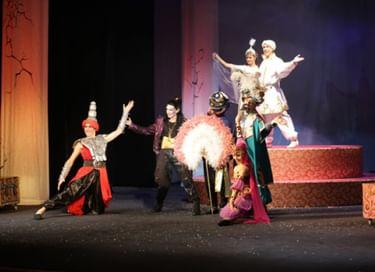 Спектакль «Аладдин»