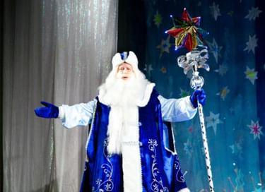 Спектакль «Снег новогодний»