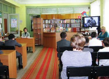 Встреча «Кубань, опаленная войной»