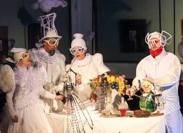 Детская опера-квест «Путешествие в страну Джамблей»
