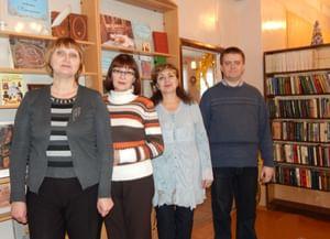Библиотека № 14 г. Брянск