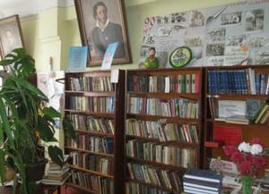 Сельская библиотека поселка Восход