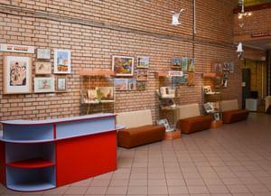 Библиотека № 122 имени А. Грина