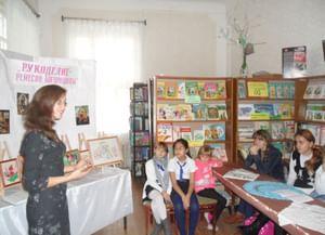 Сельская библиотека села Ковалевское