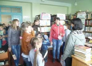 Сельская библиотека х. Северокавказский