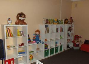 Оренбургская областная полиэтническая детская библиотека (ул. Терешковой, 25)