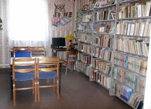 Николо-Погореловская сельская библиотека-филиал № 23