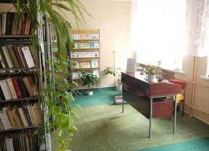 Богдановщинская сельская библиотека-филиал № 9
