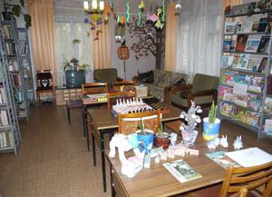 Беленинская сельская библиотека-филиал № 8