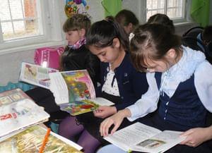 Детский отдел МКУК «Центральная библиотека городского поселения г. Поворино»