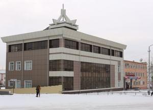 Национальная библиотека Республики Бурятия
