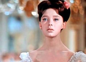 Одна из красивейших актрис советского экрана