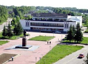 Центральная библиотека Чкаловского района