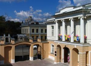 Детская библиотека «Малая Герценка»