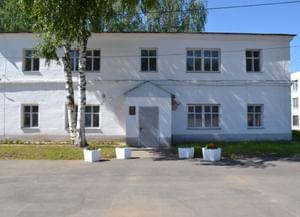 Юрьянская центральная районная библиотека им. С. И. Сычугова