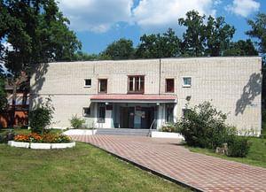 Библиотека № 8  им. В. А. Кораблинова
