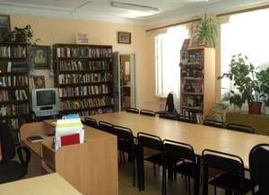 Библиотека № 5 г. Воронеж