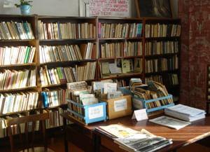 Прокопьевская библиотека-филиал